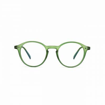 green_moss_blue_light_glasses_round_luca_front
