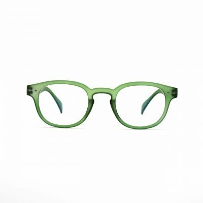 green_moss_blue_light_glasses_square_anton_front