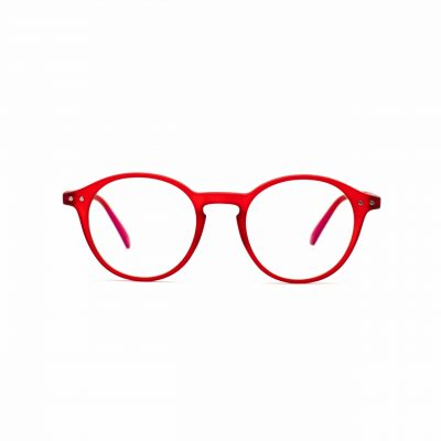 red_blue_light_glasses_round_luca_front